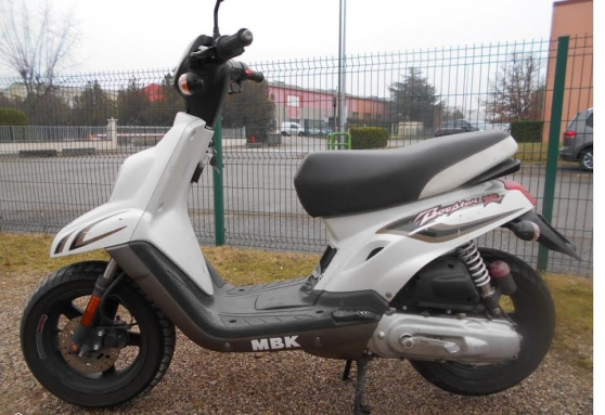 Annonce occasion, vente ou achat 'BOOSTER SCOOTER MBK'