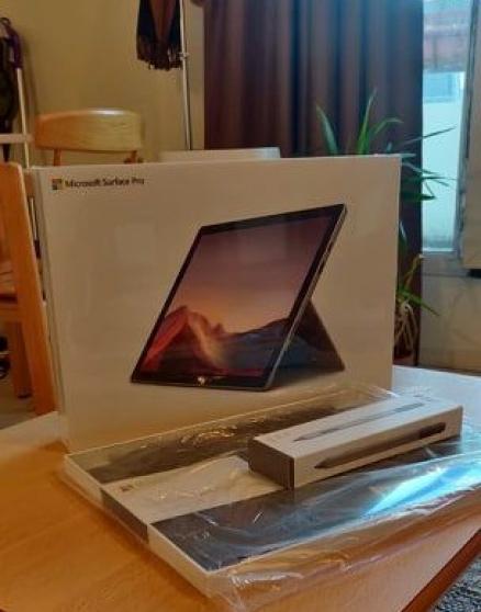 Microsoft Surface Pro 7 Platine TBE