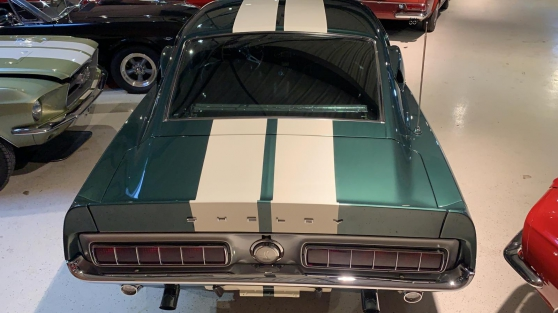 1968 Shelby GT500 matching