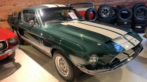 1968 Shelby GT500 matching - Photo 2