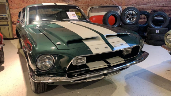 1968 Shelby GT500 matching - Photo 3