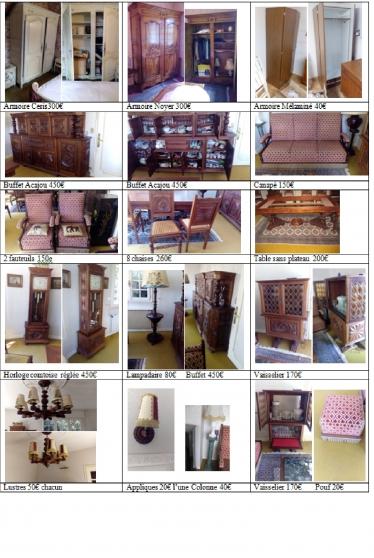 Annonce occasion, vente ou achat 'Vide Maison et grenier'
