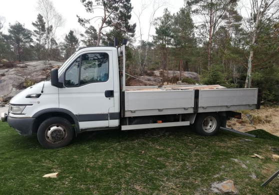Camion-Benne Iveco Daily 2000