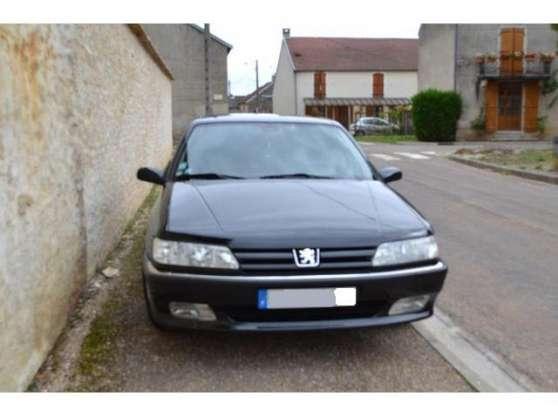Belle Peugeot 605 (2) 2.5 svdt