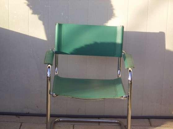 Annonce occasion, vente ou achat 'fauteuils cuir vert'