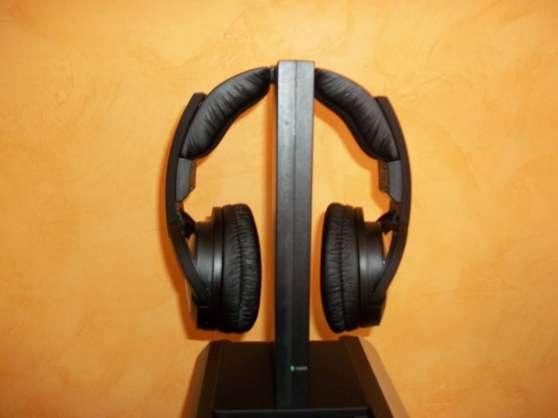 casque sony mdr rf865r sans fil audio t l dvd cd casques mont lier reference aud cas. Black Bedroom Furniture Sets. Home Design Ideas