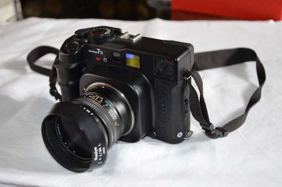 Annonce occasion, vente ou achat 'Objectif Mamiya 80 mm 1.4'