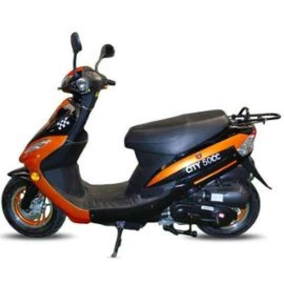 scooter saona city