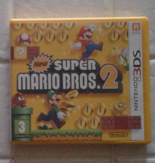 Jeux new super mario 2 3DS