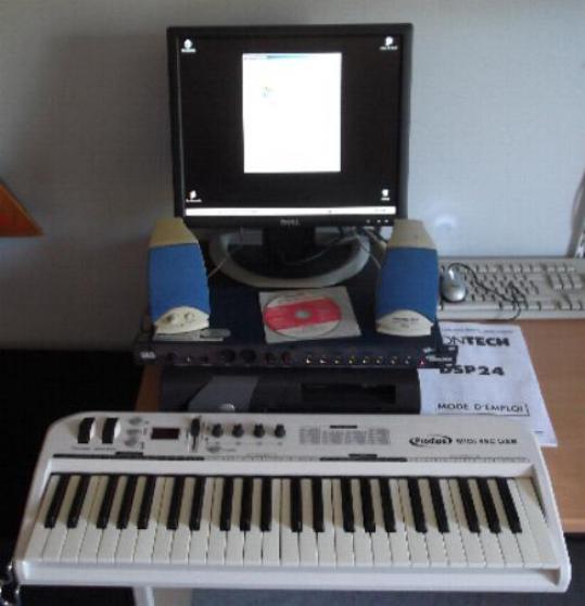 Studio mao musique instruments equipement poitiers for Equip jardin poitiers