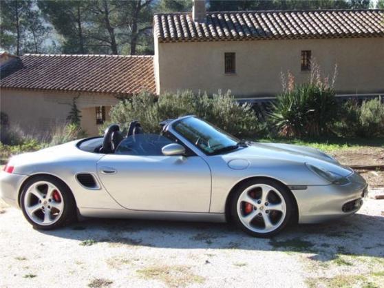 Porsche Boxster 3.2i S
