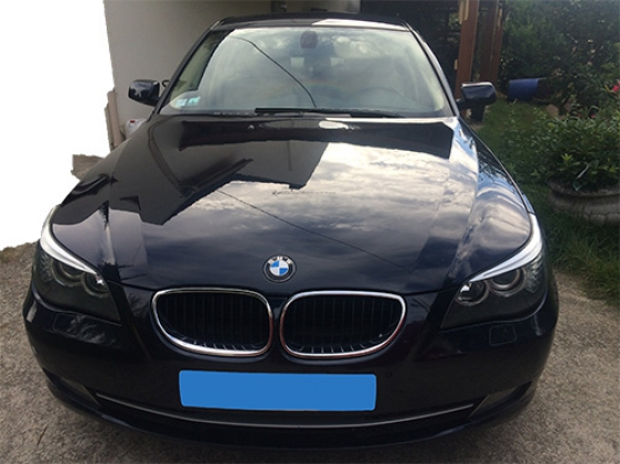 BMW SERIE 5 520D pack luxe E60 LCI