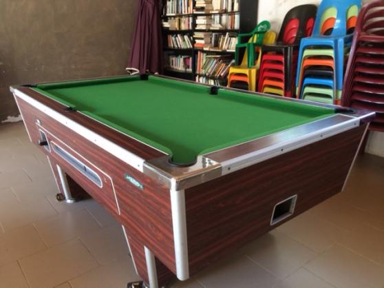 billard superleague monnayeur automate juke box billard. Black Bedroom Furniture Sets. Home Design Ideas