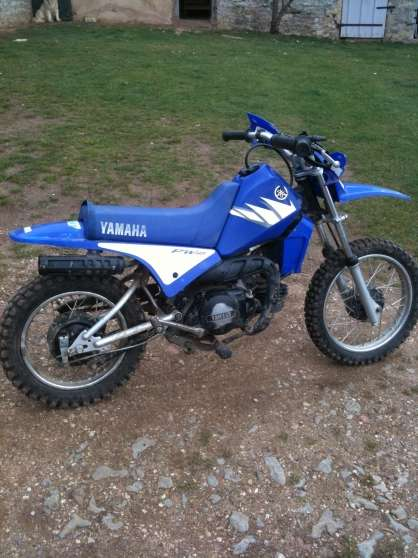 Annonce occasion, vente ou achat 'moto yamaha 80 cm3 annee 2005'