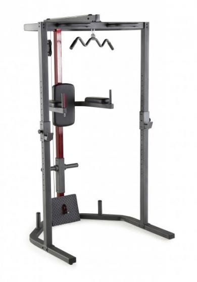 Annonce occasion, vente ou achat 'Rack de musculation Semi pro Weider'