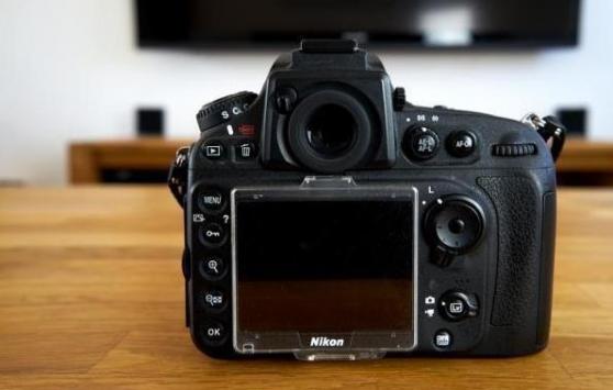 nikon d800 avec objectifs et flash - Annonce gratuite marche.fr