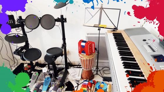 cours d'éveil musical - Annonce gratuite marche.fr