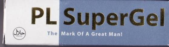Annonce occasion, vente ou achat 'PL SUPERGEL:Gel Intime pour Performance'