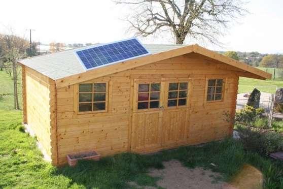 Kit solaire camping car mobil home 90w caravanes camping car equipement d - Panneau solaire mobil home ...