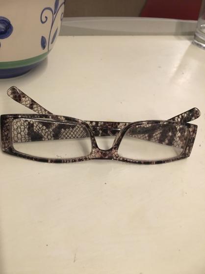lunettes de vue - Annonce gratuite marche.fr