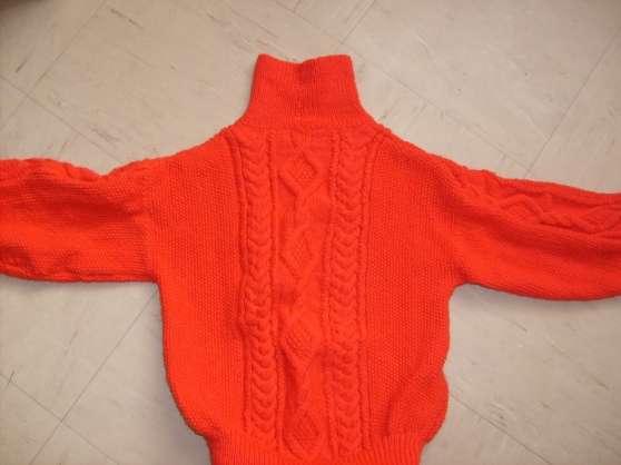 Je tricote votre Pull