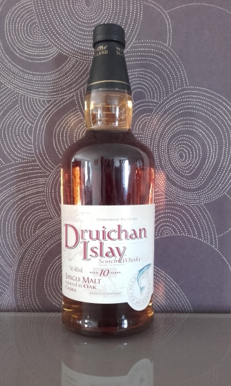 whisky DRUICHAN 10 ANS SINGLE MALT