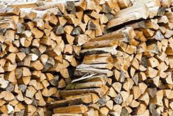 Promo de bois de chauffage a 30€ 100% se