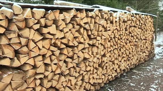 Promo de bois de chauffage a 30€ 100% se - Photo 2