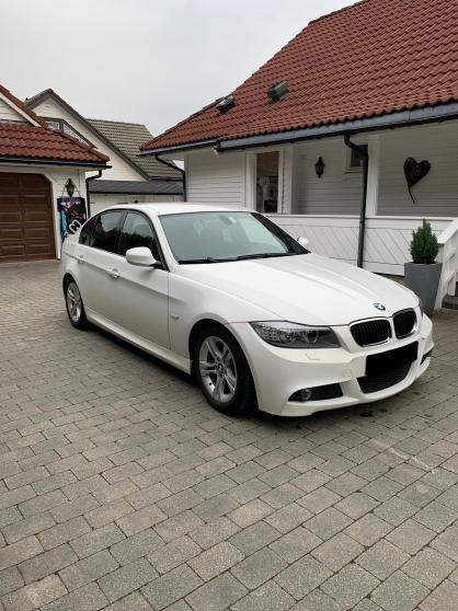 BMW Série 3 316 Au 1.6-122 ch