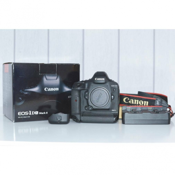 Annonce occasion, vente ou achat 'CANON EOS 1D X MARK II (Body Only)'