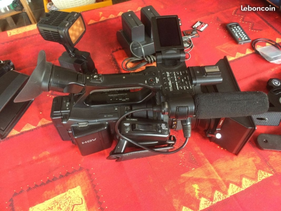 Annonce occasion, vente ou achat 'Camescope HDV SONY HVR Z7E'