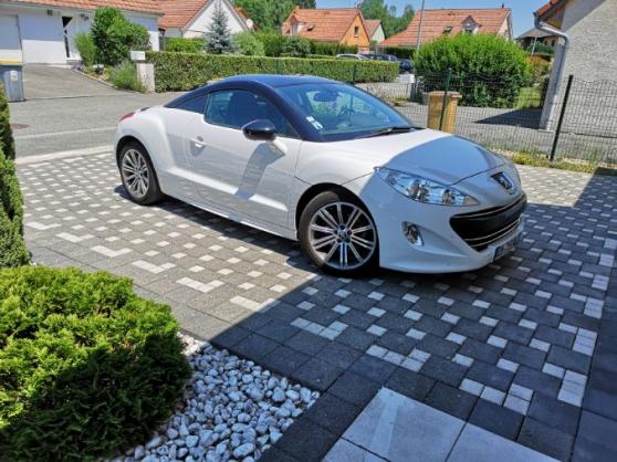 Annonce occasion, vente ou achat 'Peugeot RCZ 1.6 HDI'