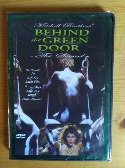 Annonce occasion, vente ou achat 'Behind the Green Door'