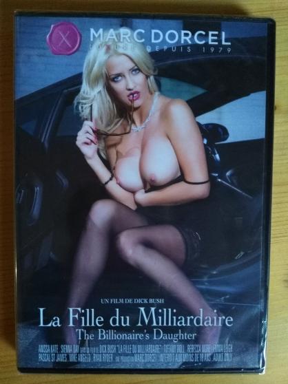 Annonce occasion, vente ou achat 'Vends DVD La fille du milliardaire'