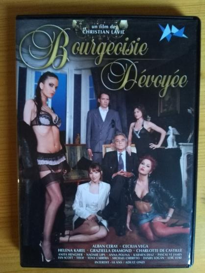 Annonce occasion, vente ou achat 'DVD film Bourgeoisie dévoyée'