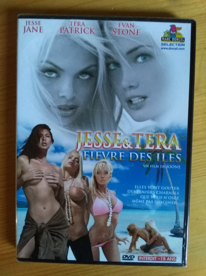 Annonce occasion, vente ou achat 'Vends film DVD Jesse & Tera'