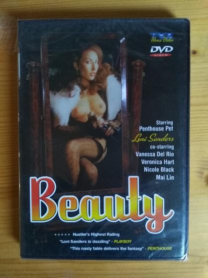 Vends DVD film Beauty