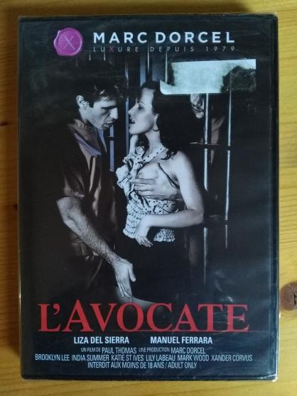 Annonce occasion, vente ou achat 'Vends dvd film L\'avocate'