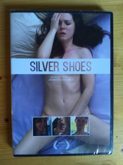 Vends DVD film Silver Shoes
