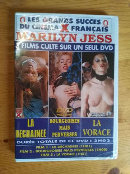 Annonce occasion, vente ou achat 'Vends DVD rare, film Marilyn Jess'