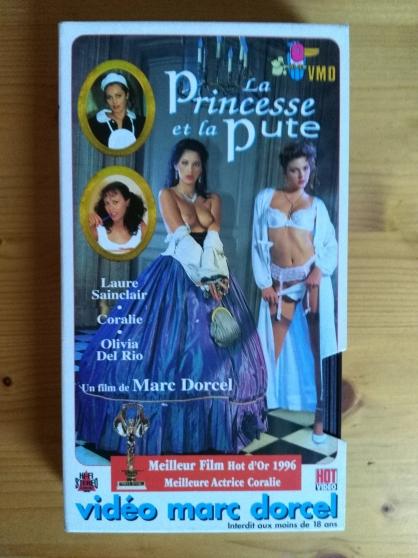 Vends VHS très rare La princesse et la p