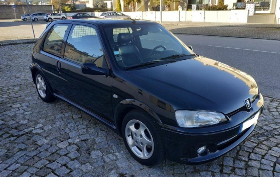 Peugeot 106 1.5D Kit GTi