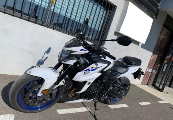 Annonce occasion, vente ou achat 'Suzuki GSX-S 750 A2'