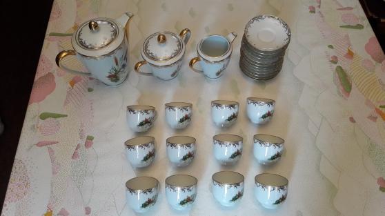 Service de table porcelaine de limoges - Photo 3