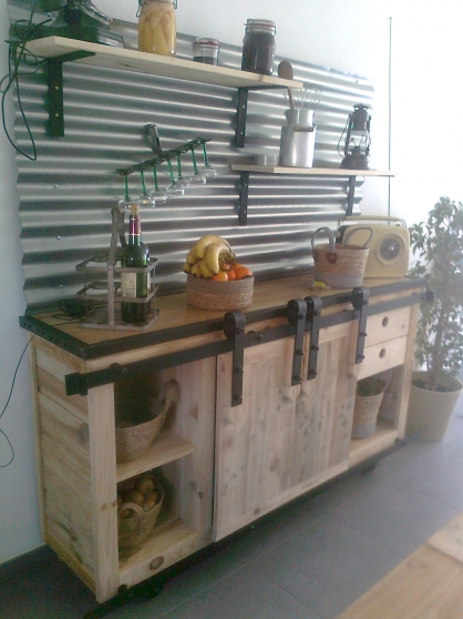 Annonce occasion, vente ou achat 'meuble en bois de palette'