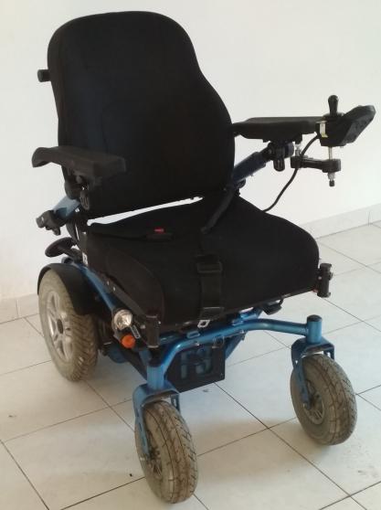 Annonce occasion, vente ou achat 'Fauteuil roulant électrique'