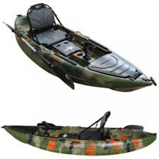 Kayak de pêche - Marlin Tuna 2020 - Photo 2