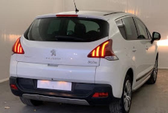 Annonce occasion, vente ou achat 'Peugeot 3008 (2) 2.0 hdi 150'