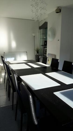Salle de réunion, bureau