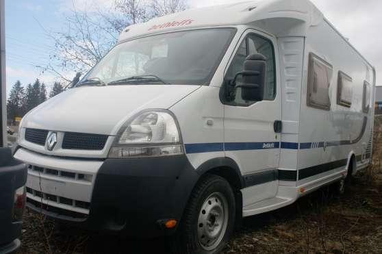 dethleffs esprit rt 6844 ch teauroux caravanes camping car camping car ch teauroux. Black Bedroom Furniture Sets. Home Design Ideas